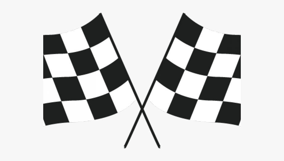 Race clipart checkerboard. Flag car png free