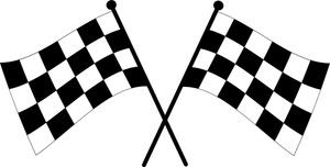 clip art clipartlook. Race clipart checkered flag