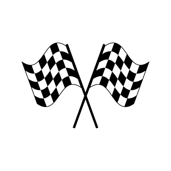 Free checkered download clip. Race clipart chequered flag