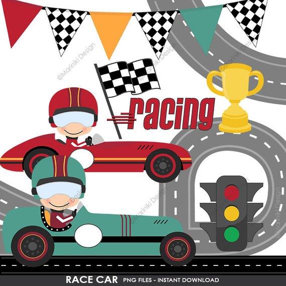 Race clipart clip art. Car racing cars transportation
