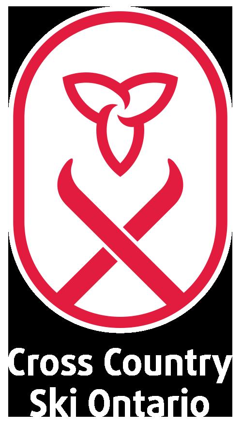 Race clipart cross country. Home ski ontario logo
