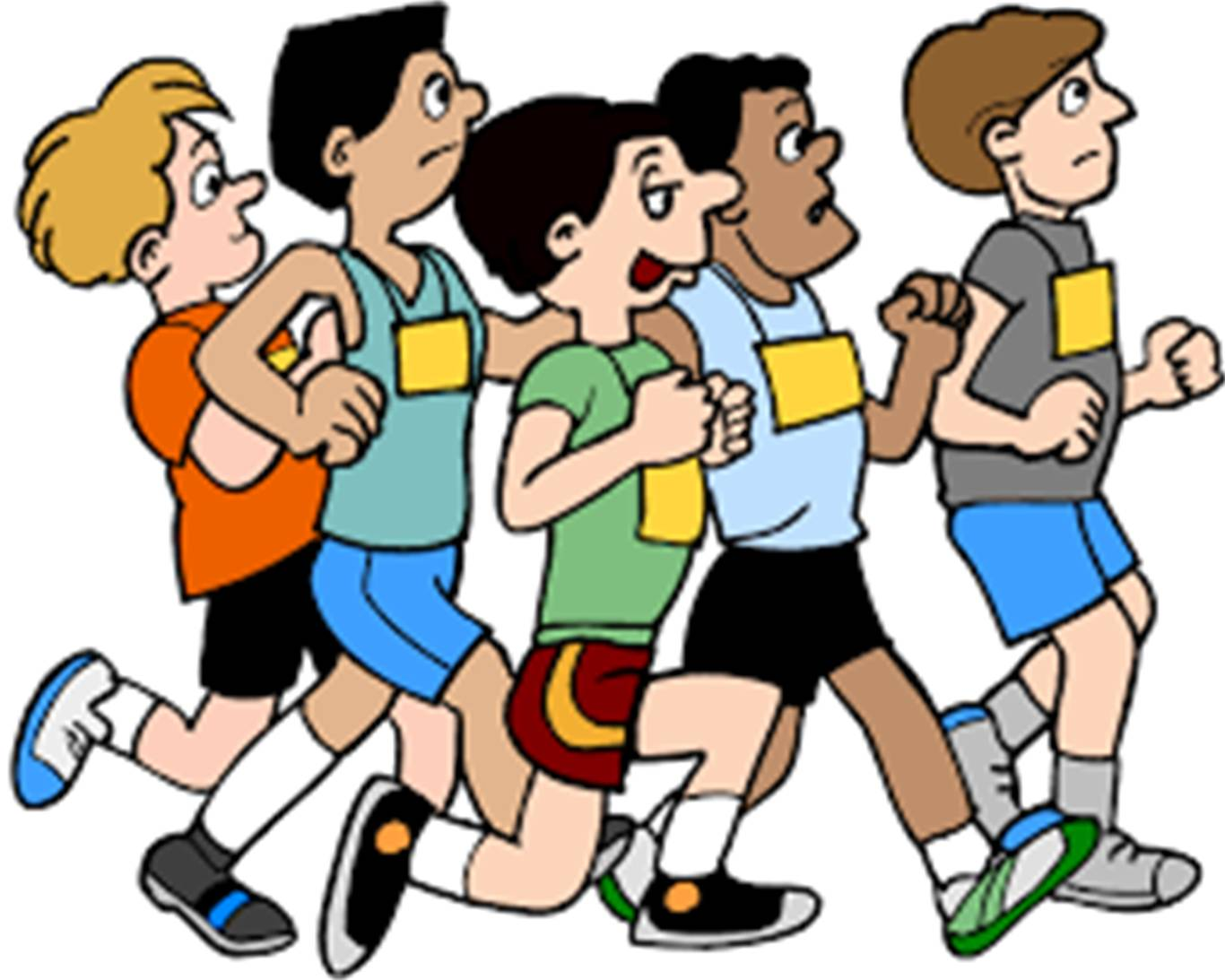 Race clipart cross country. Free team running cliparts