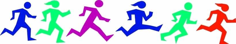Free download best on. Race clipart foot race