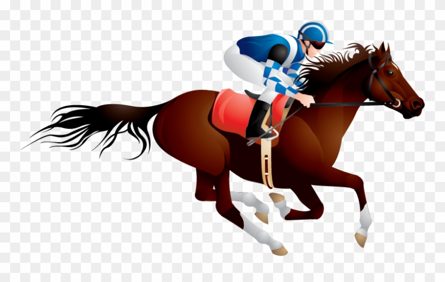 Racing png royalty free. Race clipart horse jockey