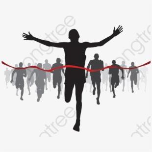 Race clipart meta. Finish line athletics persona