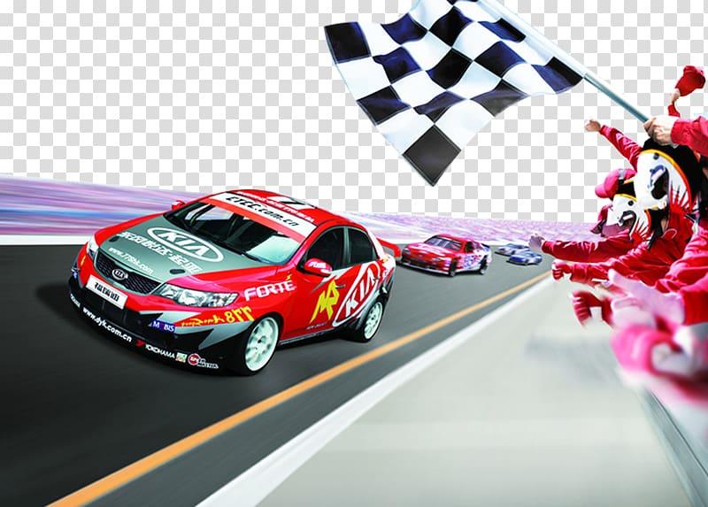 Auto racing computer file. Race clipart motorsport