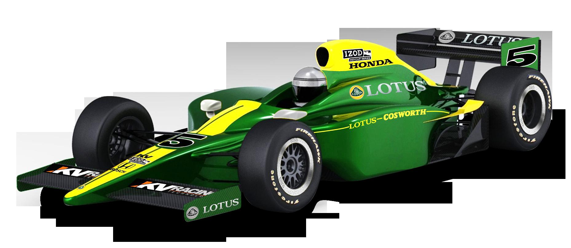 Race clipart motorsport. Green lotus cosworth racing