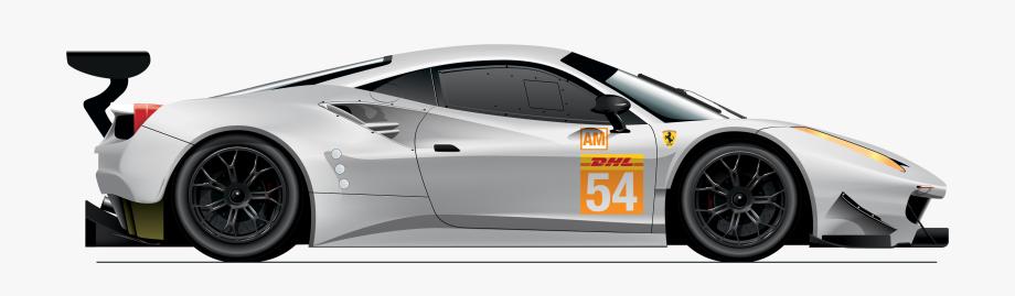 Race clipart motorsport. Car free ferrari jmw