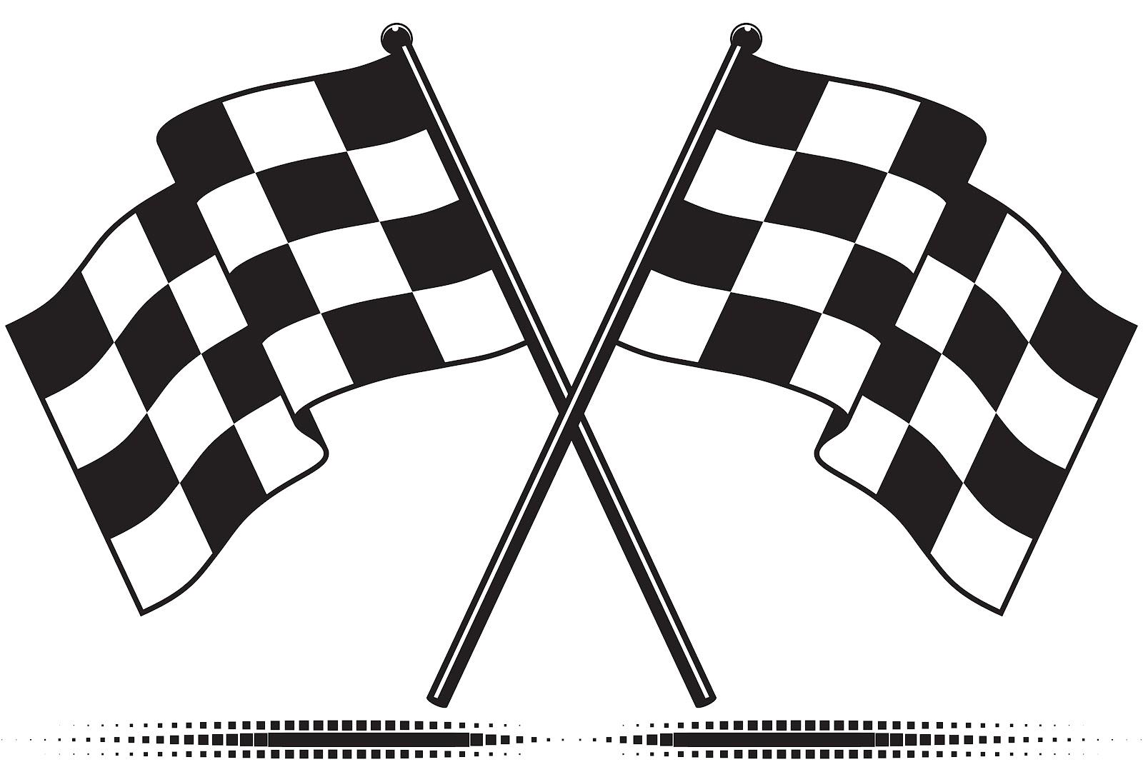 Nascar flags collection checkered. Race clipart printable
