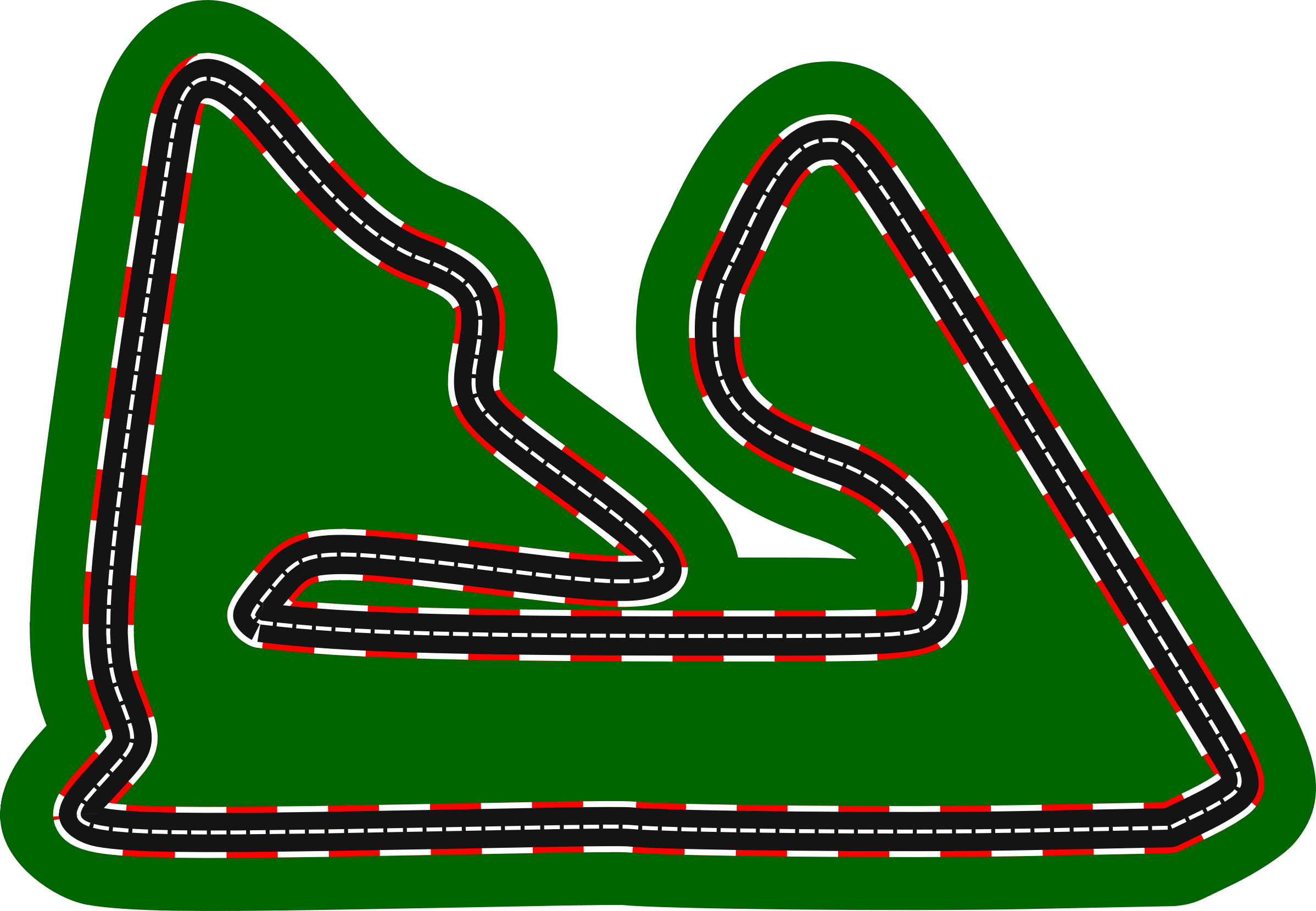 Remix of f circuits. Race clipart racecourse