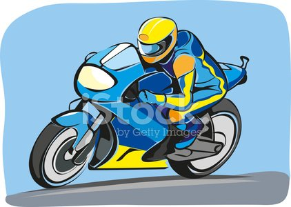 Motor icon premium clipartlogo. Race clipart racing motorbike