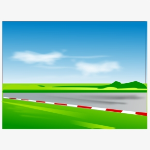 Track road images racetrack. Race clipart racing tire