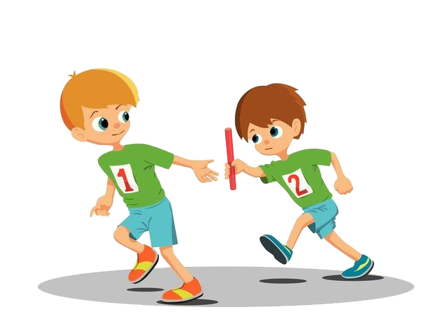 Clip art images gallery. Race clipart relay