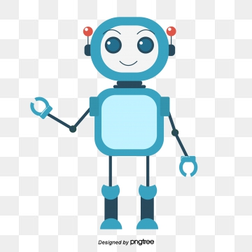 Png vector psd and. Robot clipart transparent background