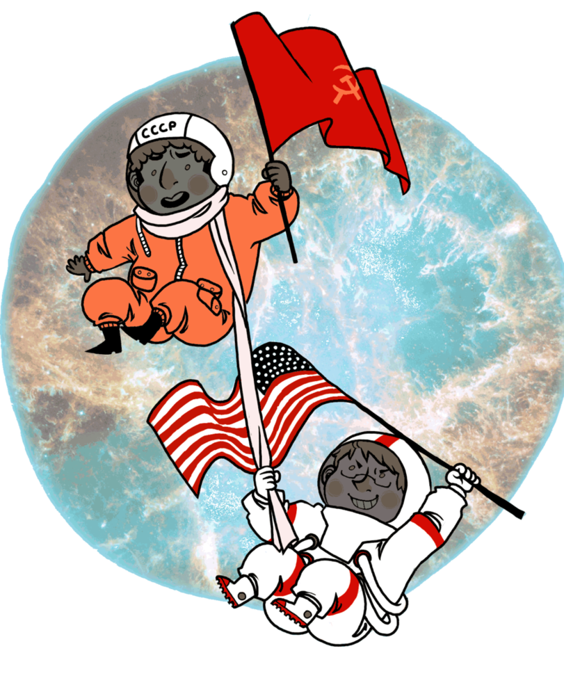 Skin clipart race. Space by napoleonbonerhard on