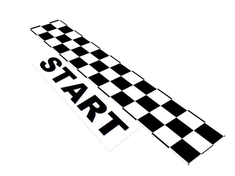 start clip art. Race clipart starting point