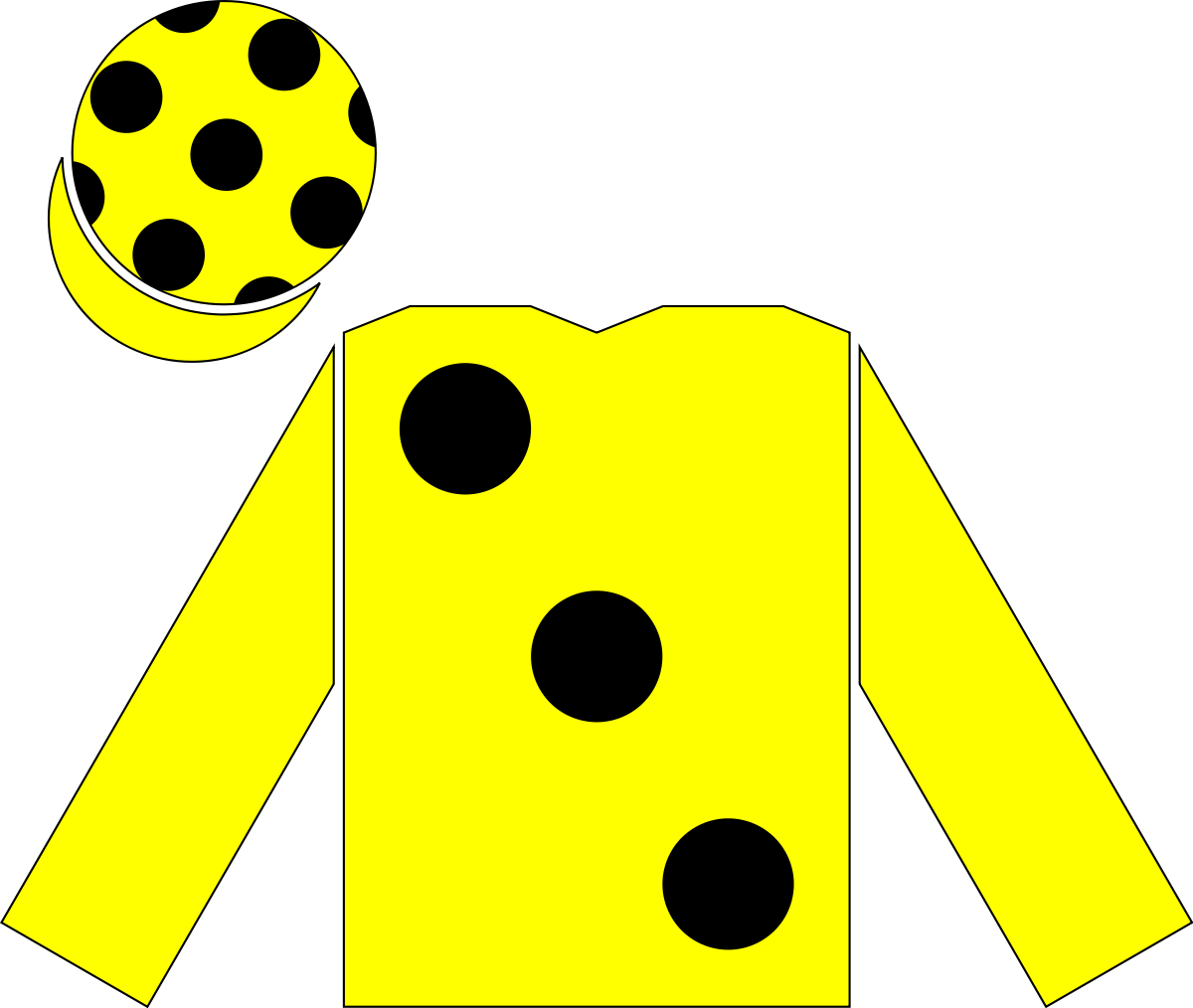High rise horse wikipedia. Race clipart to finish