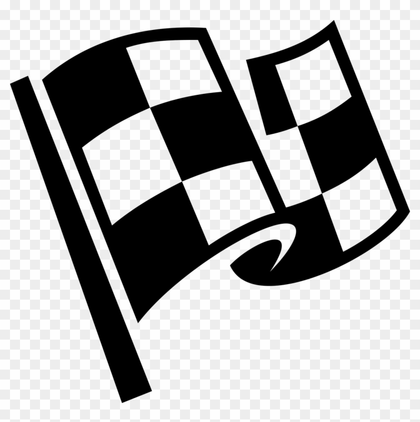 Win clipart transparent. Finish flag race racing