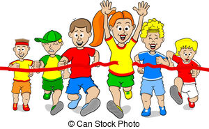 clipartlook. Race clipart won race