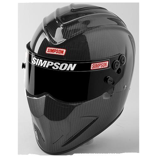 Racing helmet png. Carbon diamondback snell simpson