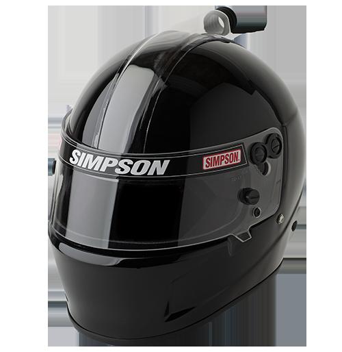 Racing helmet png. Simpson air inforcer shark