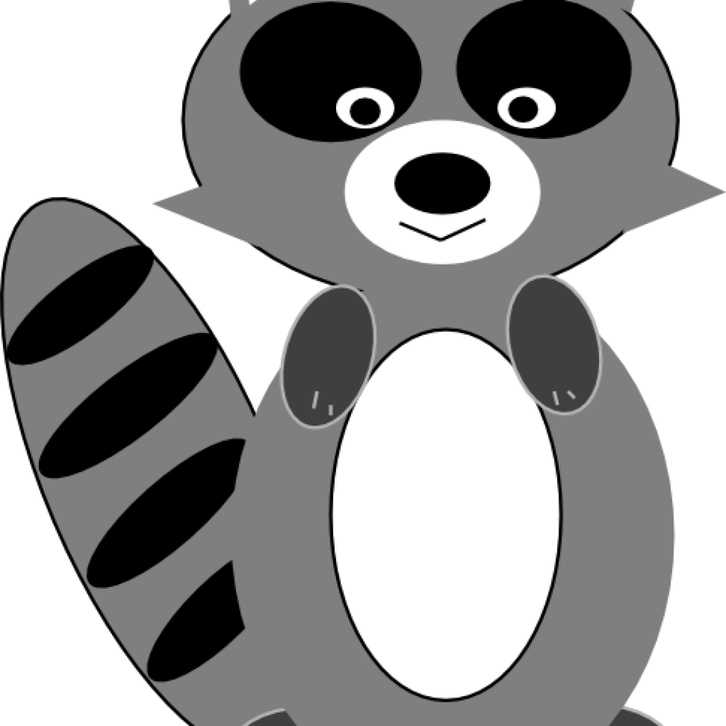 raccoon huge freebie. Racoon clipart chester