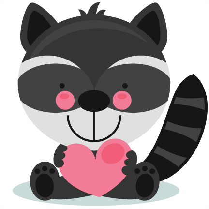 Racoon clipart chester. Free raccoon cliparts download