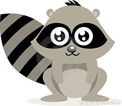 clip art clipartlook. Racoon clipart raccoon