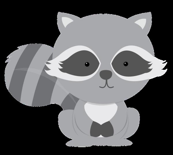 Racoon clipart transparent. Raccoon nice clip art