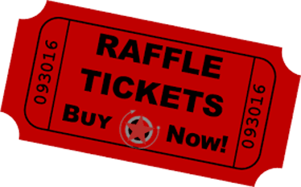 Raffle clipart. Ticket get your tickets