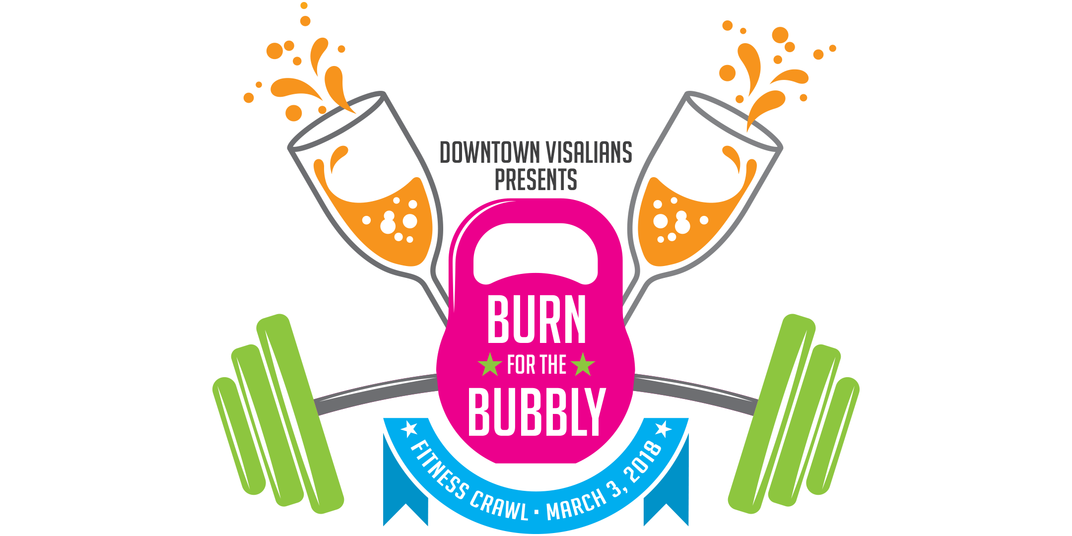 Burn for the bubbly. Raffle clipart attendance
