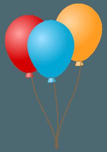 Raffle clipart balloon. Fall harvest ideas balloons