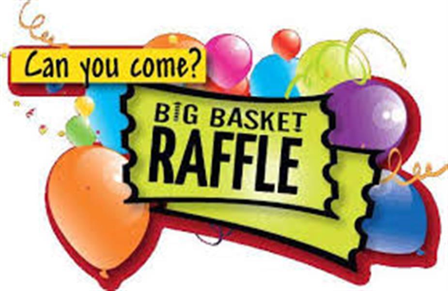 Raffle clipart basket goods. Big and bake sale