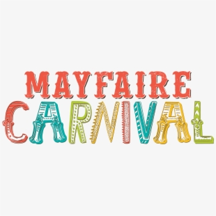 Ticket returns to mayfaire. Raffle clipart big