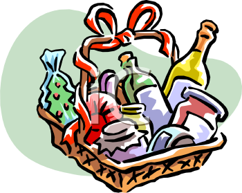 Raffle clipart breakfast basket. Collection of free download