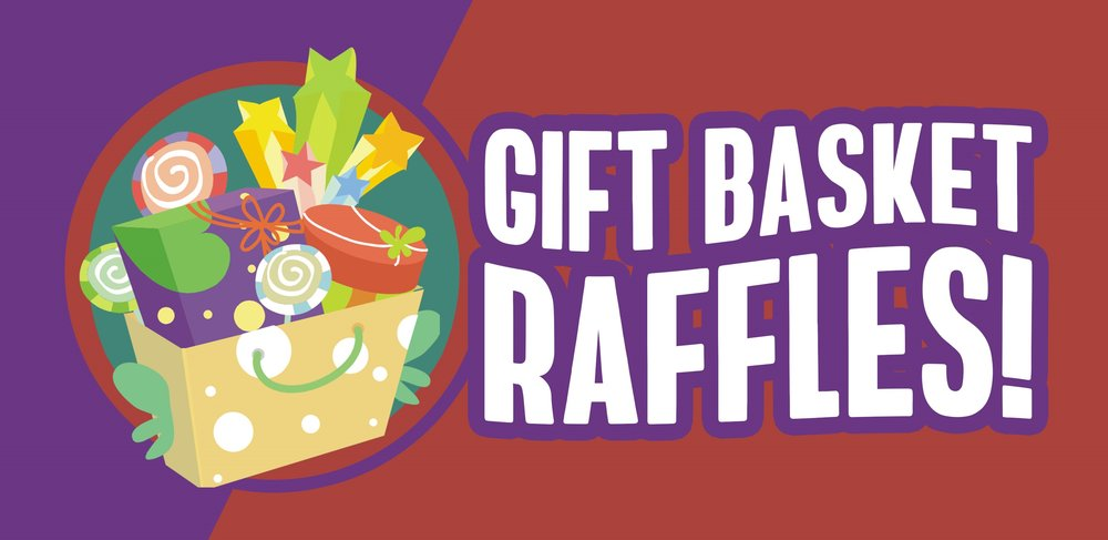Enter to win a. Raffle clipart breakfast basket