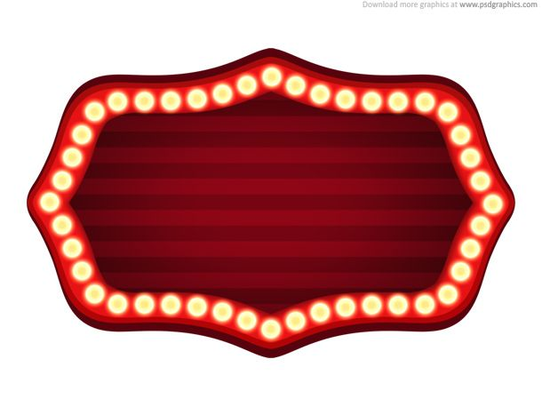 Sign for our basket. Raffle clipart broadway star