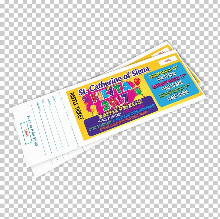 Raffle clipart business card. Material stock presentation folder