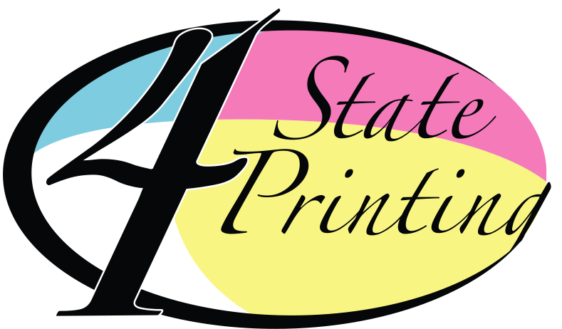 Raffle clipart business card.  state printing item