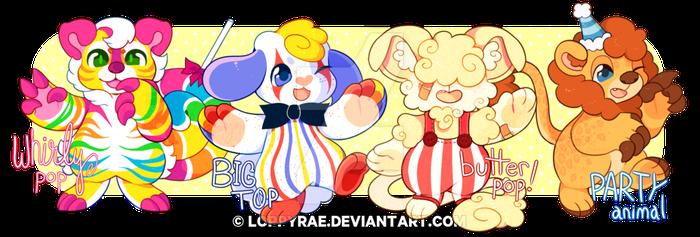 Raffle clipart carnival person. Sc set flatsale by