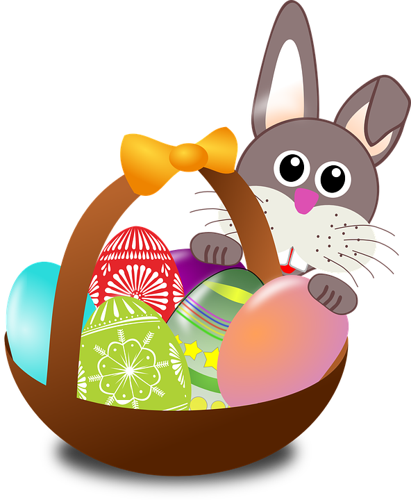 Raffle clipart clip art. Animated easter bunny shop