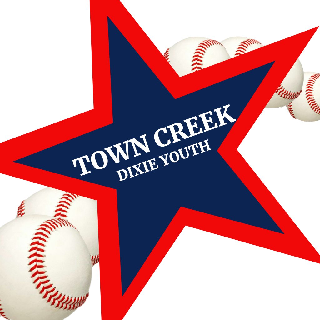 Town creek dixie youth. Raffle clipart concession