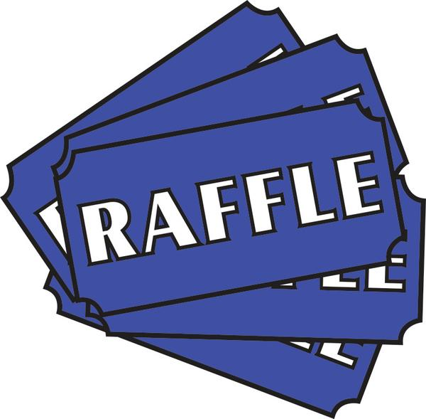 Tailgate party and tickets. Raffle clipart entry ticket