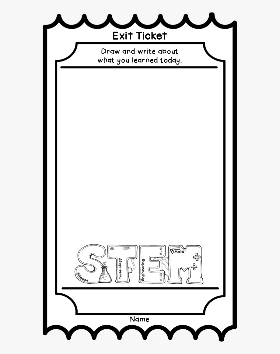 Raffle clipart exit ticket. Tickets printable illustration free