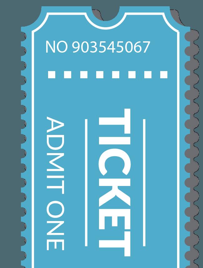 Online website service creative. Raffle clipart football ticket