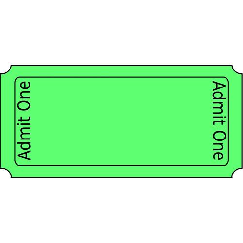 Clip art library . Raffle clipart green ticket