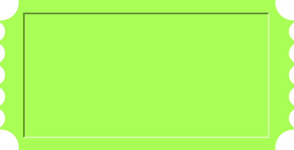 Free cliparts download clip. Raffle clipart green ticket