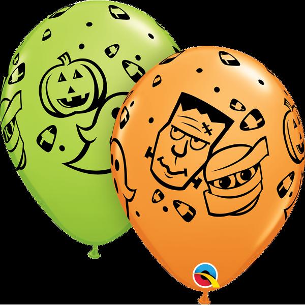 Raffle clipart halloween carnival. Balloons canada party supplies