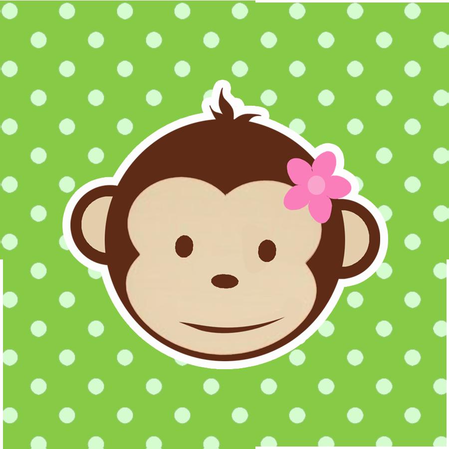 Monkeys free printable mini. Raffle clipart hampers