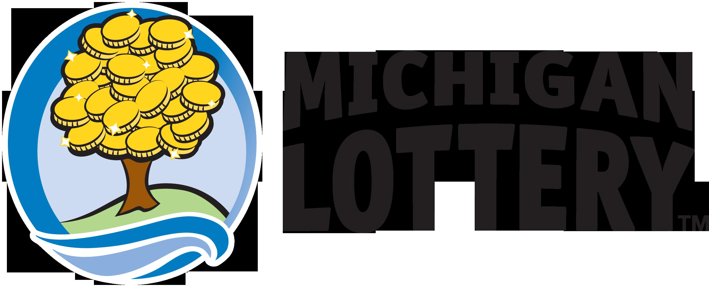 Four michigan lottery games. Raffle clipart jackpot winner